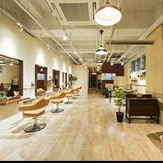 Hair salon Asia