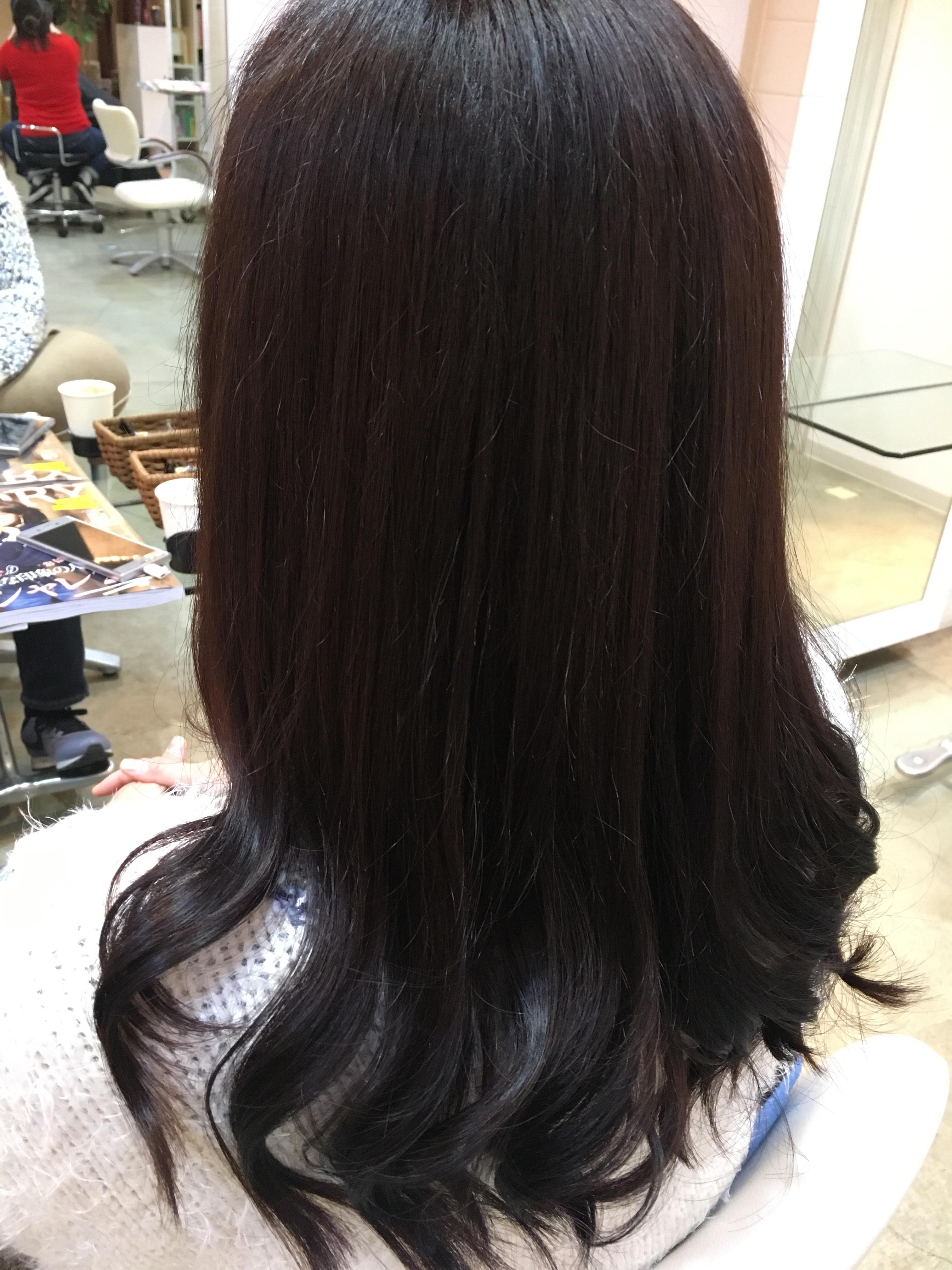 名古屋の美容室ロゼアリュールの髪質改善pimピムヘアエステ